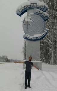 Arctic Circle, Russia