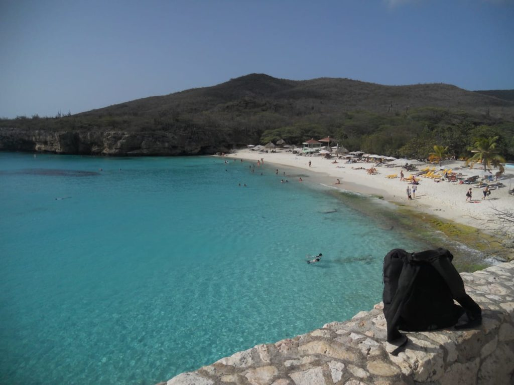 Curaçao beach